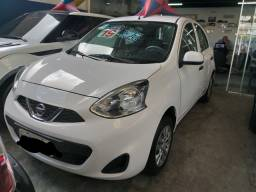 Nissan march 1.0 S 2019 - completo