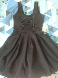 Vendo este lindo vestido black