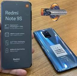 xiaomi redmi note 9s 128 gb /6 de ram grey