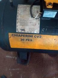 Vende-se Compressor 20 pés monofásico voltagem 220