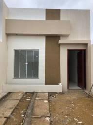 Vendo ou troco Casa 3/4 (1 suíte) no bairro Park Real