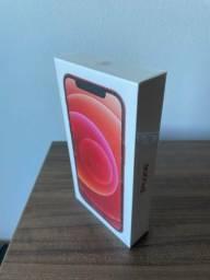 IPhone 12 Novo - 128GB - Vermelho - Lacrado