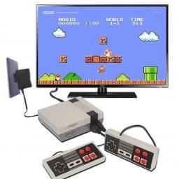 Video Game Retrô 620 Jogos Embutidos C/ 2 Controles