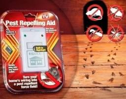 Riddex Plus Repelente Elétrico Espanta Insetos Pragas Mosquitos Ratos e Baratas