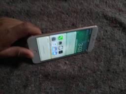 Vendo iphone 8 plus gold 2 anos de uso impecável