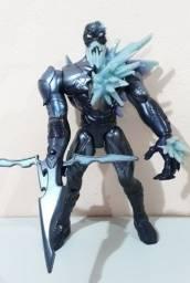 Boneco Extroyer Max Steel Ataque surpresa Mattel todo articulado 29cm