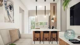 Apartamento com 2 dormitórios à venda, 85 m² por R$ 155.000,00 - Cancelli - Cascavel/PR