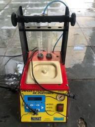 Máquina de limpeza de bicos injetores