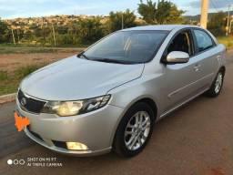 Kia  cerato EX3 1.6  automático  ano 2012 valor 35,900
