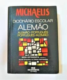 Dicionário Escolar Alemão - Michaelis
