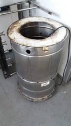Descascador de batatas DP-10 - Skymsen - usado com garantia