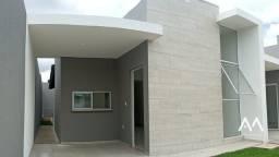 Casa Padrão com 3 quartos e 3 vagas no Eusébio próx ao Centro