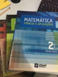 Coleção Matemática Ciências e Aplicações