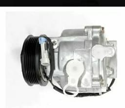 Compressor de ar condicionado automotivo retificados.