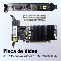 Placa de video 6200LE