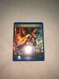 DVD Blu-ray 3D Conan O Bárbaro