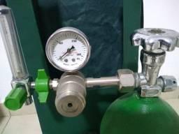 Cilindro Completo- Oxigênio