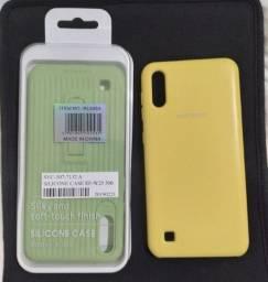 Capas de celular Samsung A10