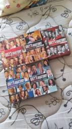 Grey's Anatomy Box de Temporadas