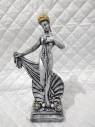 Deusa Afrodite em gesso