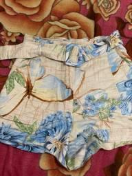 Shorts e croppds