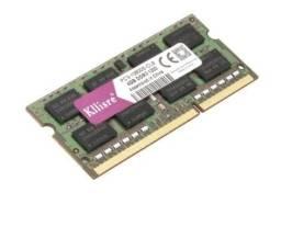 Memória RAM 4Gb DDR3 L 1333 MHz Notebook