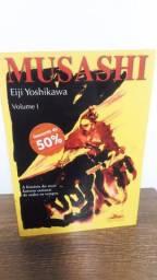 Livro - Musashi - vol 1