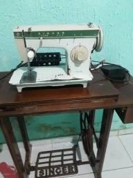 Máquina de costura reta i zigizagi en Boa qualidadi perfeita menti copleta