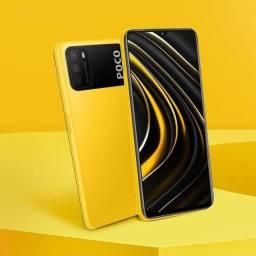 Poco M3 (Xiaomi) 4gb/64gb 1399,00R$