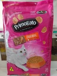 Ração HercoSul Primo gato Premium sabor frango e carne 15kg por apenas: