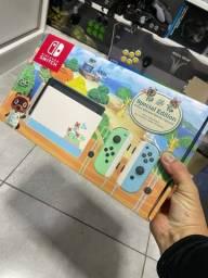 Título do anúncio: Nintendo switch 32gb edição limitada em 10x sem juros