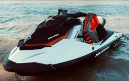 Jet Ski Sea Doo GTI 130 (Entrada R$ 2.100)