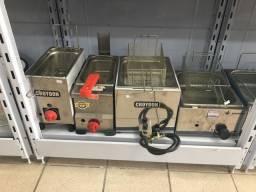 Fritadeiras a gás