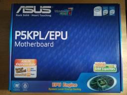 Placa Mãe Asus | P5KPL/EPU
