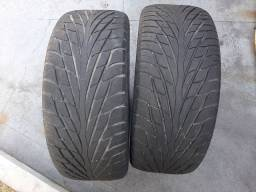 Par de pneus 265/50/20 semi-novos