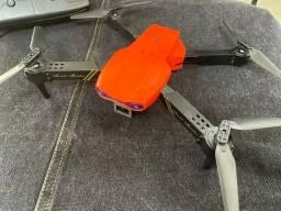 DRONE NOVO COM BATERIAS E ESTOJO