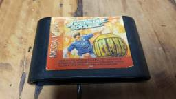 Jogo International Superstar Soccer Deluxe Mega Drive Original Tectoy