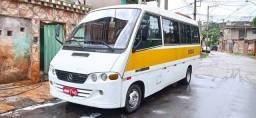 Vendo micro ônibus 2001 preço baixo