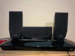 Home theater Sony - DVD blue ray modelo BDV E2100