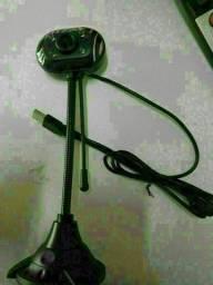 Webcam câmera com microfone para Pc Notebook7