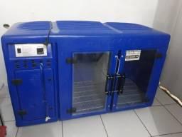 Máquina de secar cães kyklon 220V
