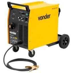 Máquina para Solda MIG/MAG 250A Trifásica Vonder MM255