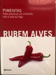 Pimentas - Rubem Alves