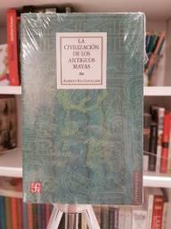"""""""La Civilización de los Antiguos Mayas"""" de Alberto Ruz Lhuillier em Espanhol"""