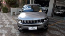 jeep compass 2020 2.0 flex longitude automático