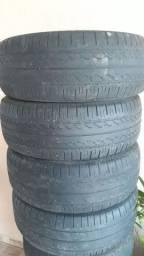 Jogo de pneu 235/60 16