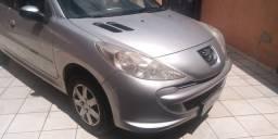 Peugeot 207 xr 4p 2012 perfeito estado