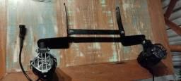 Suporte farol de milha KTM 950/990