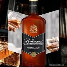 Whisky Ballantines Bourbon Finish