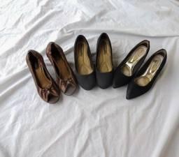 Combo Sapatos - Tam 34